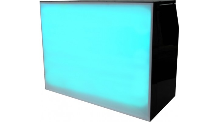 Folding Back-Lit Bar Unit