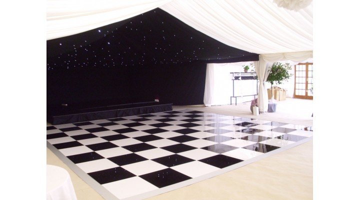 Acrylic Dance Floor
