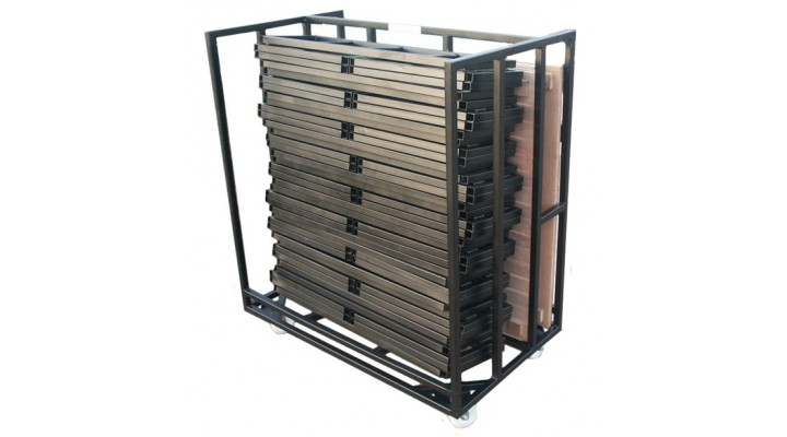 Metric Stage Trolley