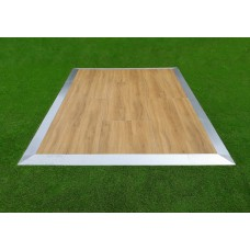 Inside-Outside Wood Effect Flooring